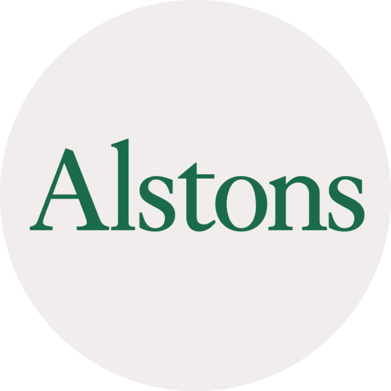 Alstons Logo