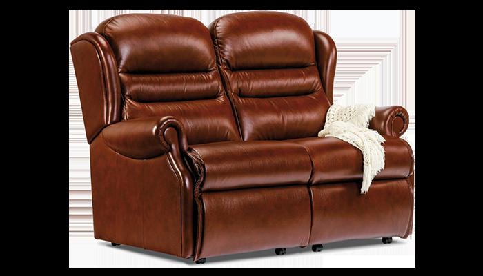 Small 2 Seater Fixed Sofa