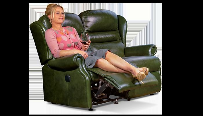 Standard 2 Seater Manual Reclining Sofa