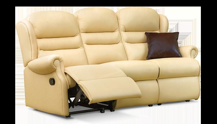 Standard 3 Seater Manual Reclining Sofa