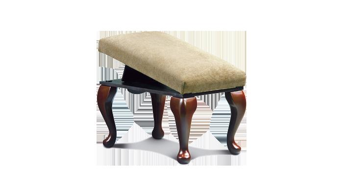 Leg-Rest/Footstool