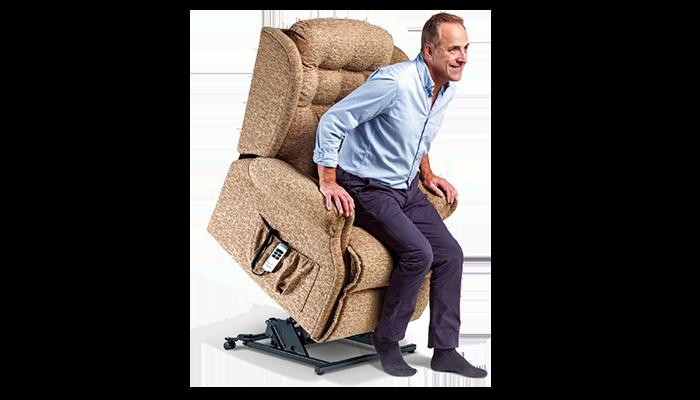 Royale Dual Motor Lift & Tilt Chair