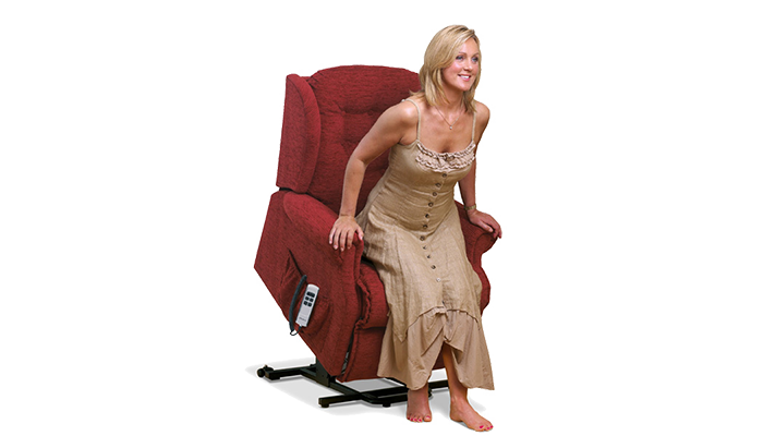 Small Dual Motor Lift & Tilt Chair