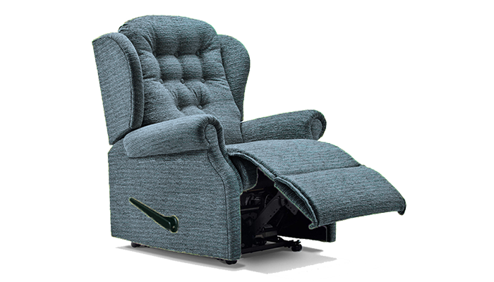 Small Manual Reclining Chair