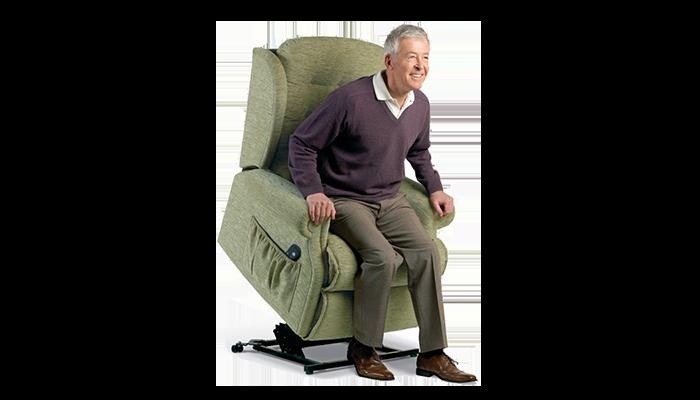 Standard Dual Motor Lift & Tilt Chair