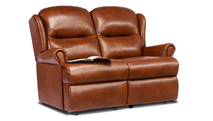 Standard 2 Seater Fixed Sofa