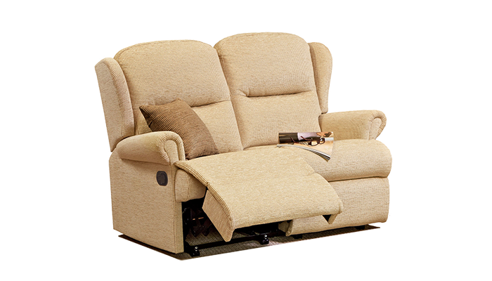 Standard 2 Seater Manual Reclining Sofa