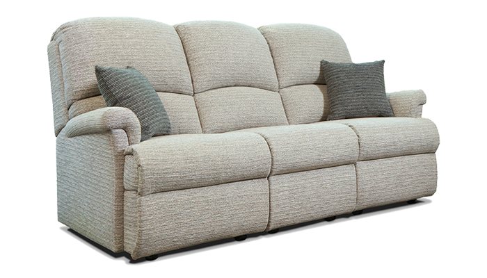 Standard 3 Seater Fixed Sofa