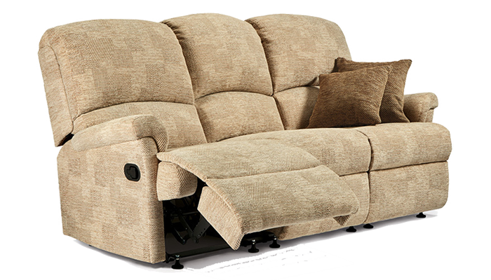 Standard 3 Seater Manual Reclining Sofa