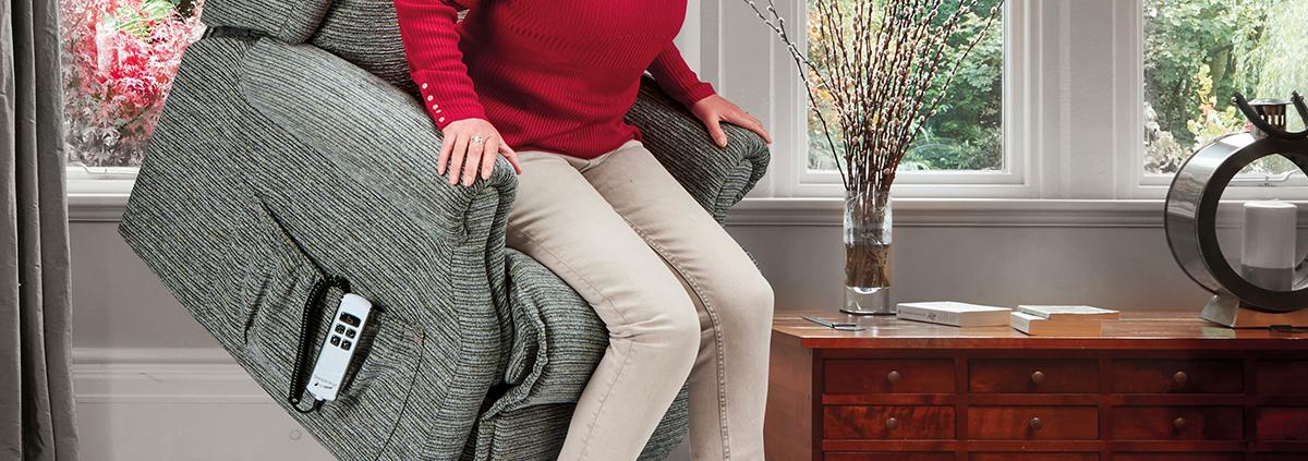 Fabric Lift & Tilt Chairs