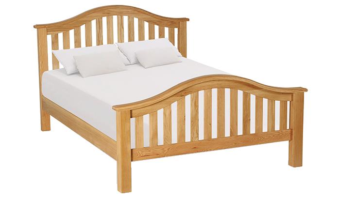 Kingsize Classic Slatted Bed Frame