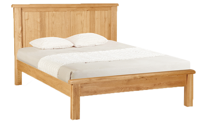 Double Panelled Bed Frame