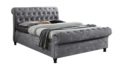Double Side Opening Ottoman Bed Frame