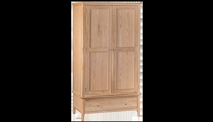 Large 2 Door Wardrobe