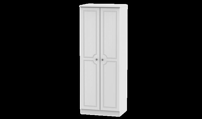 Tall 2 Door Wardrobe