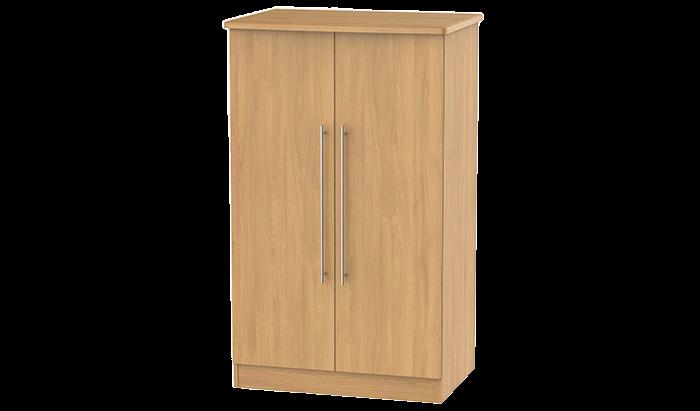 2 Door Midi Wardrobe